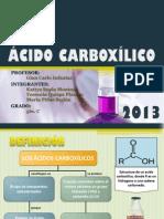 ÁCIDO CARBOXÍLICO C