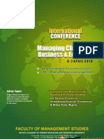 Conference Brochure