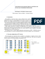 The Main Configurations of Solar Electrical Systems and Photovoltaic Invertors Topologies.pdf