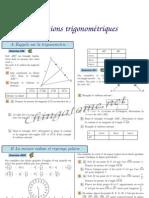 Chingatome-Seconde-Fonctions trigonométriques
