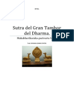 Sutra Del Gran Tambor Del Dharma
