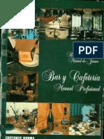 Bar Y Cafeteria - Manual Profesional