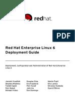 Red Hat Enterprise Linux-6-Deployment Guide