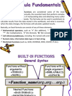 CURS5 - Excel Functions (Mathematical, Rounding and Statistical Functions).pptx