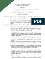Tata Cara Penarikan Phln Pmk.143 Tahun 2006