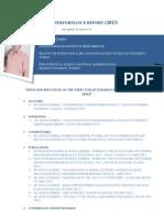 ERI Performance Report (2013)