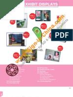 pop&exhibit products