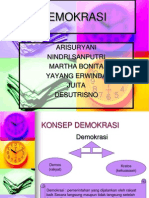 Demokrasi Power Point