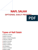 Nafl Salah