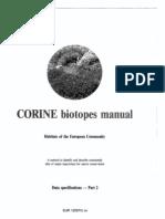 Corine Ue 0 Introduccion