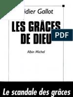Gallot, Didier - Les Grâces de Dieu (1993)