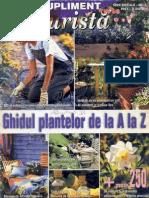 Ghidul Plantelor de La a La Z