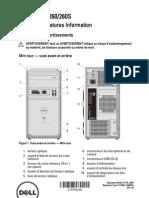 Vostro-260 Setup Guide Fr-fr