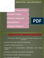 Types of Crisis & Disaster