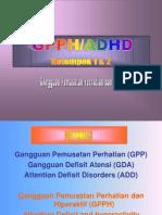 GPPH ADHD