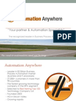 Automation Anywhere - BPA.ppsx