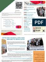 Leaflet 5 - DCC Elections 2013 - Brian Loader