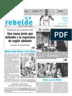 Juventud Rebelde 13 de Agosto 2009