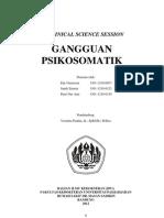 CSS - Gangguan Psikosomatik