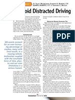 Distracted Driving Article