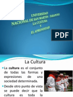 Sociologia Cultura y Aprendizaje