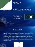 WAHYU Alkaloid