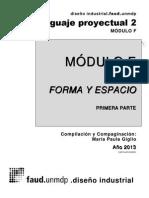 LP2 Modulo F Bibliografía 2013 Primera parte