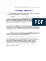 ESTUDO SOBRE PASSES  - Corrente Mediúnica