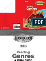 Reading Genres - A Study Guide G1