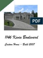 1146 Kevin Boulevard Flyer