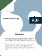 H209 Program Training