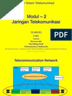 TE 09 1313 011213 02 Jaringan Telekomunikasi