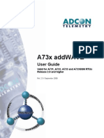 A733 UserGuide English V22 GPRS