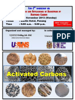 Principles & Applications Of Adsorption By Activated Carbon November 2013