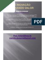 Inovacao Gerando Valor - WTC Comite de Criatividade e Inovacao abril 2011.pdf
