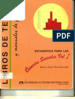 35259116 Estadistica Para Ciencias Sociales 1