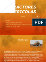 Tractores Agricolas