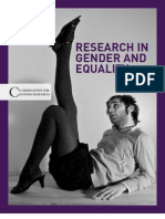 Research in Gender Equality