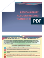 Responsbility Accounting
