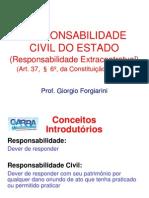 Responsabilidade Civil Do Estado (GARRA)