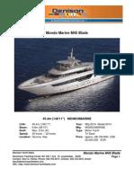 """148'11"""" Mondo Marine 2014"""