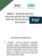 curso projetos eletrico