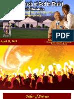 4-21-13 Sunday Program Final