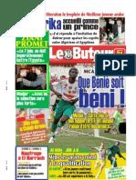 LE BUTEUR PDF du 31/03/2009