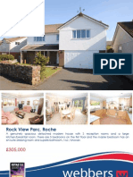 4 Rock View Park, Roche, Cornwall