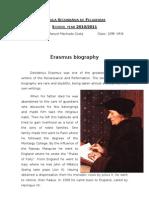 Erasmus - Domingos Nº8 10ºB