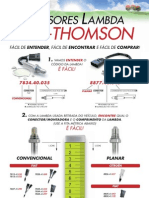 2011 08 Aplicativo Sensor Lambda MTE THOMSON