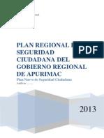 Plan Nuevo de Seguridad 2013