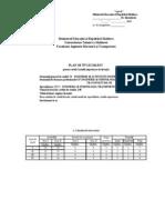 PLAN ITTA - 05 Zi(Simestre)