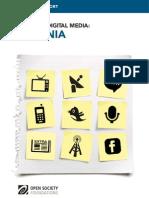 Estonia - Mapping Digital Media